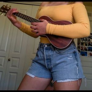 Original vintage Levi shorts